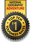 National Geographic Adventure, Top Ten Toughest Races